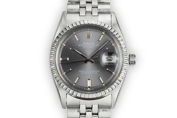 1976 Rolex DateJust 1603 Grey Sigma Dial photo
