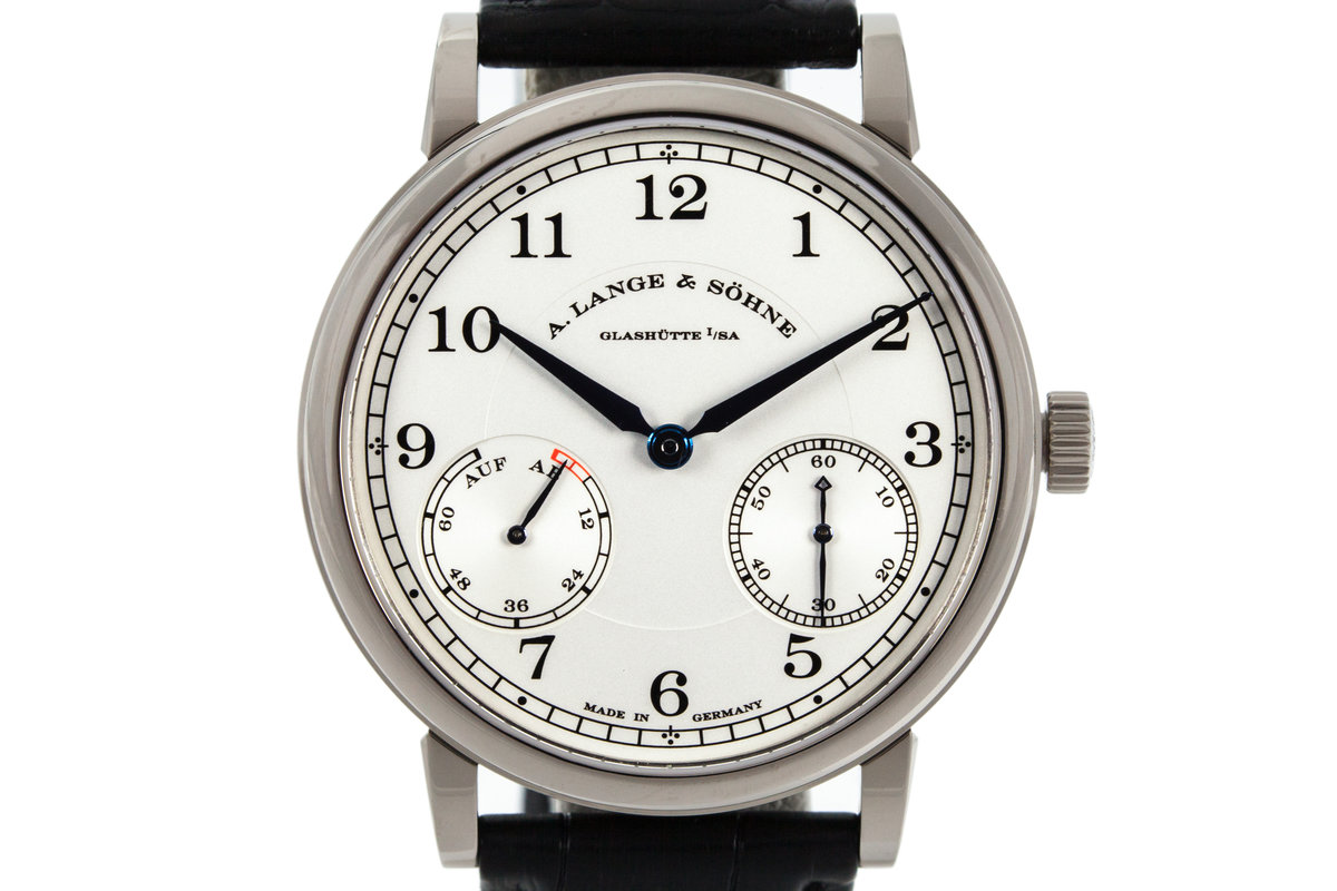 2014 A. Lange & Sohne WG 1815 Up/Down 234.026 with Box and Papers photo, #0