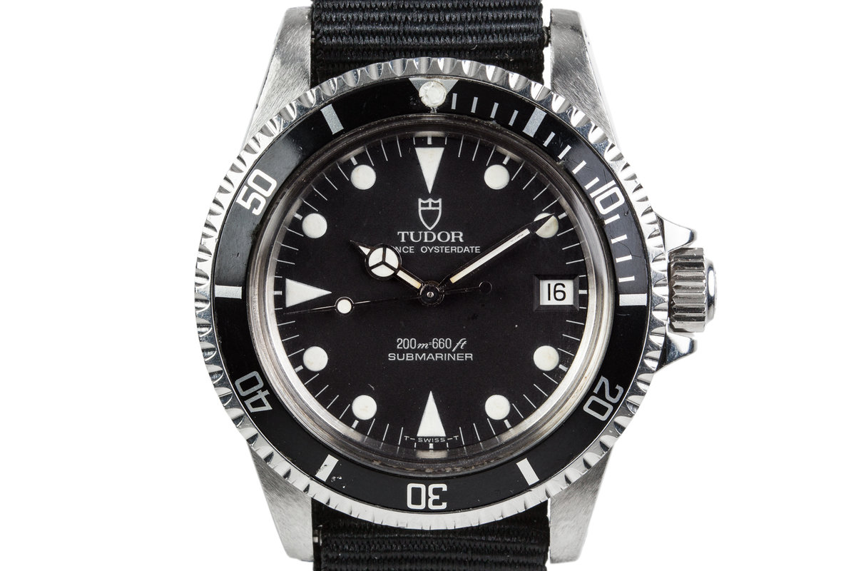 1992 Tudor Submariner 79090 photo, #0