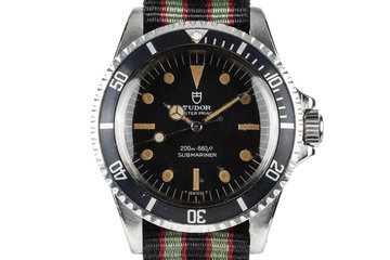 1968 Tudor Submariner 7016/0 photo