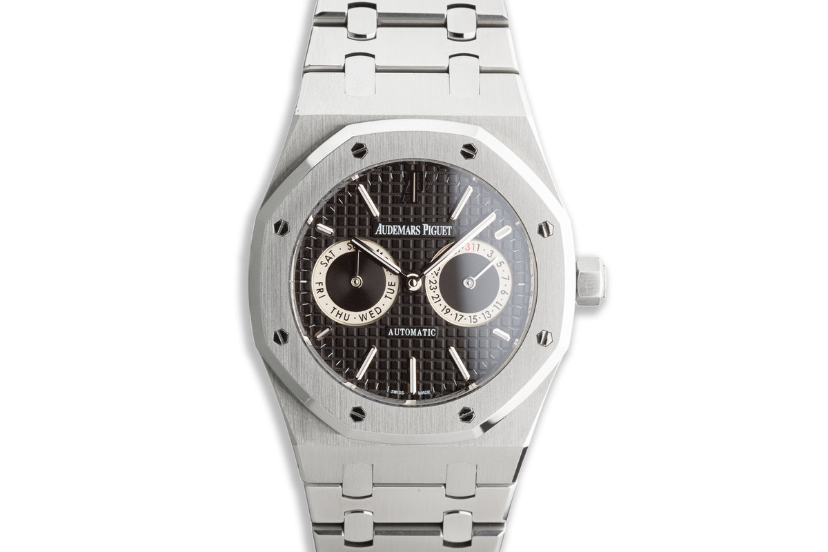 2012 Audemars Piguet Royal Oak Day & Date 26330ST.OO.1220ST.01.A with Box & Papers photo, #0