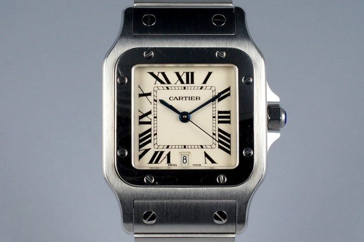 Cartier Santos 1564 Quartz photo