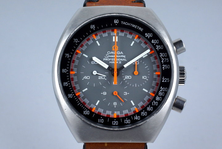 1973 Omega Speedmaster Mark II 145.014 Calibre 861 photo