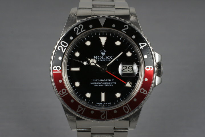 1984 Rolex Fat Lady GMT 16760 photo