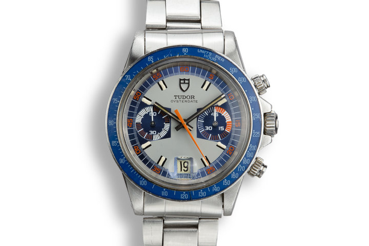 1976 Tudor Monte Carlo 7149/0 Blue Dial photo