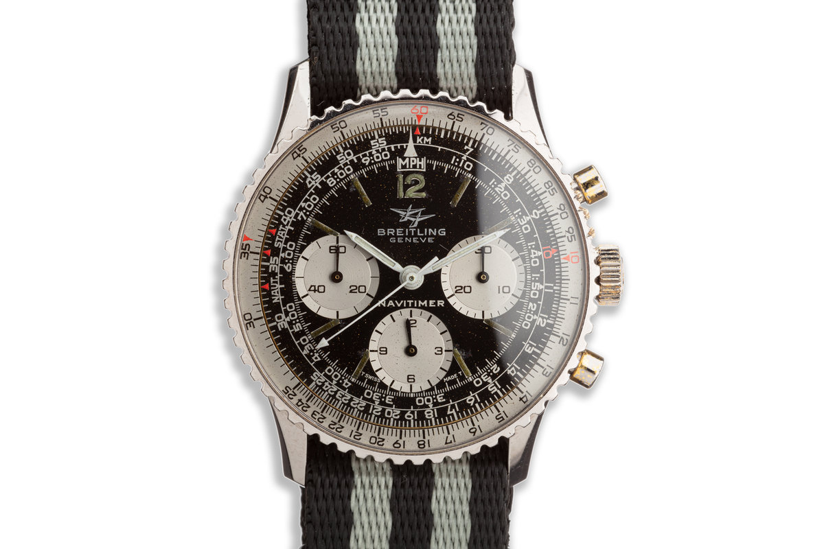"Breitling Navitimer ""Twin Jets"" Ref. 806-36 photo, #0"