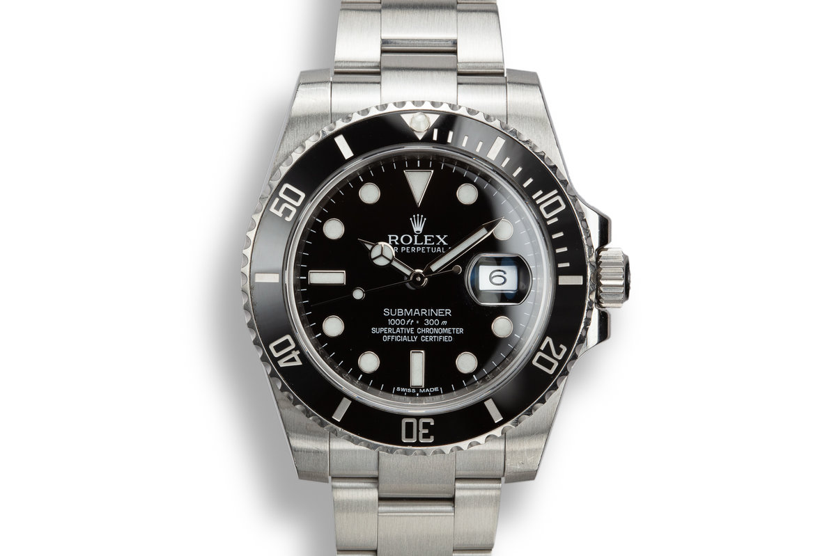 2010 Rolex Submariner 116610 photo, #0
