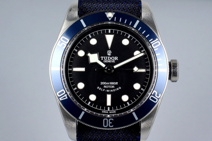 2014 Tudor Black Bay 79220B with Box and Papers photo