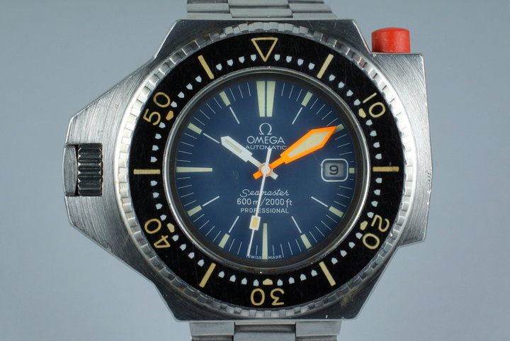 Omega Seamaster Professional 166.077 PloProf photo