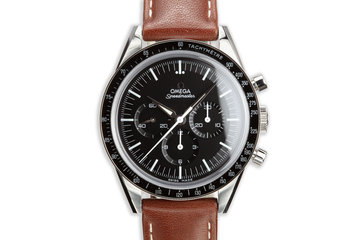2019 Omega Speedmaster Professional FOIS 311.32.40.30.01.001 with Box and Papers photo