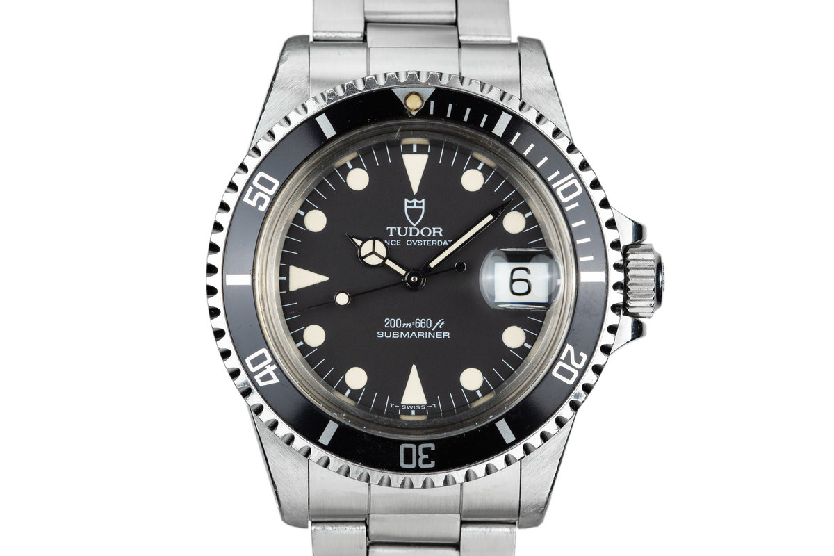 1987 Tudor Oyster Prince Submariner 79090 photo, #0