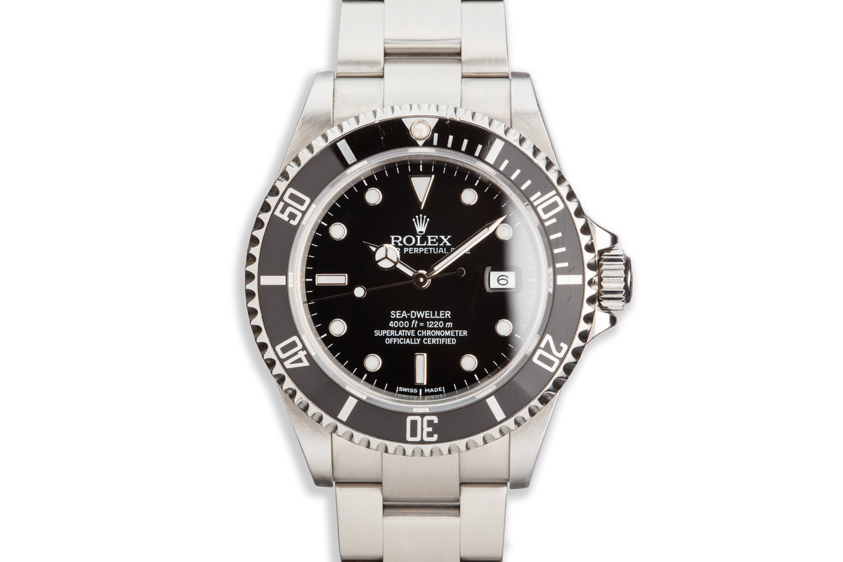 2006 Rolex Sea-Dweller 16600T photo, #0