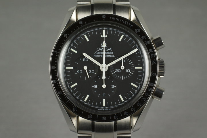 1999 Omega Speedmaster 3560.50 Apollo 11 30th Anniversary photo