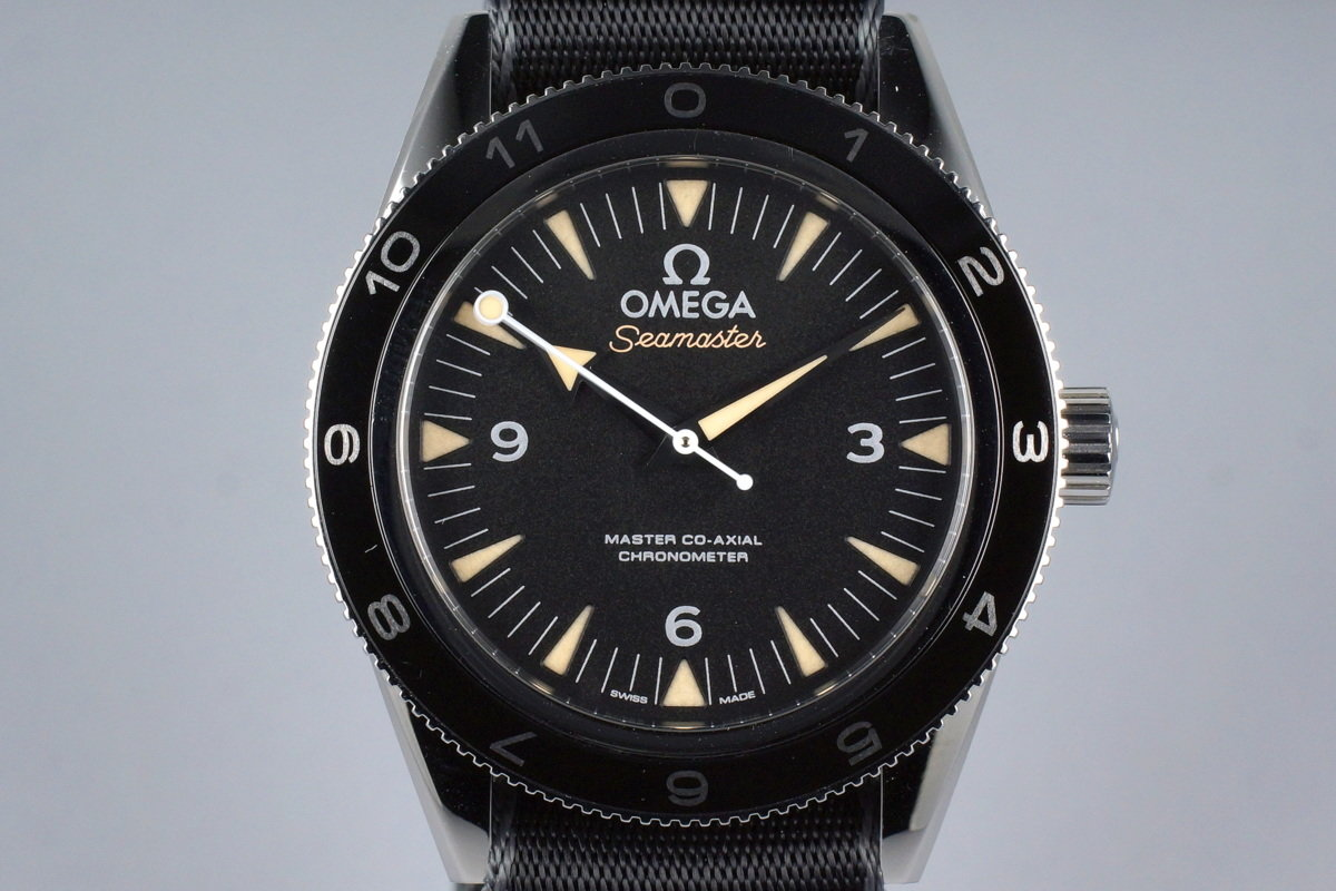 2015 Omega Seamaster 300 Lim. Ed. James Bond Spectre Ref: 233.32.41.21.01.001 with Box and Papers photo, #0