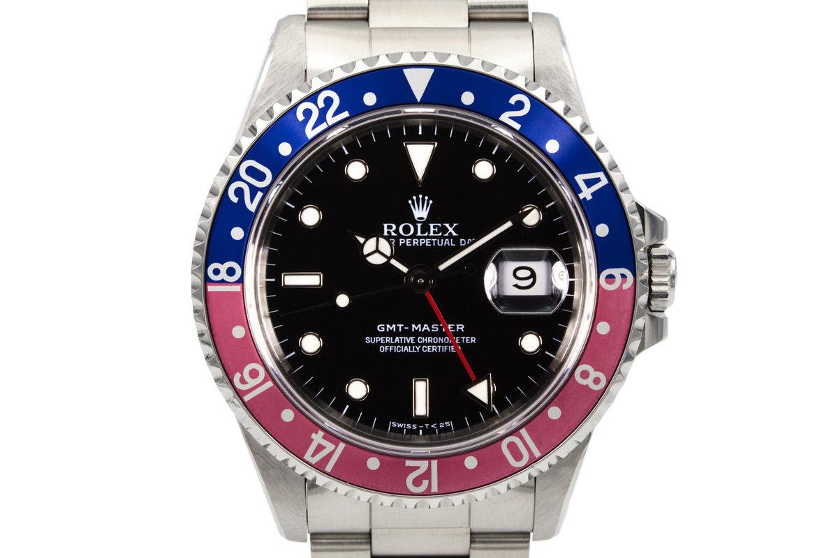 1993 Rolex GMT 16700 photo, #0