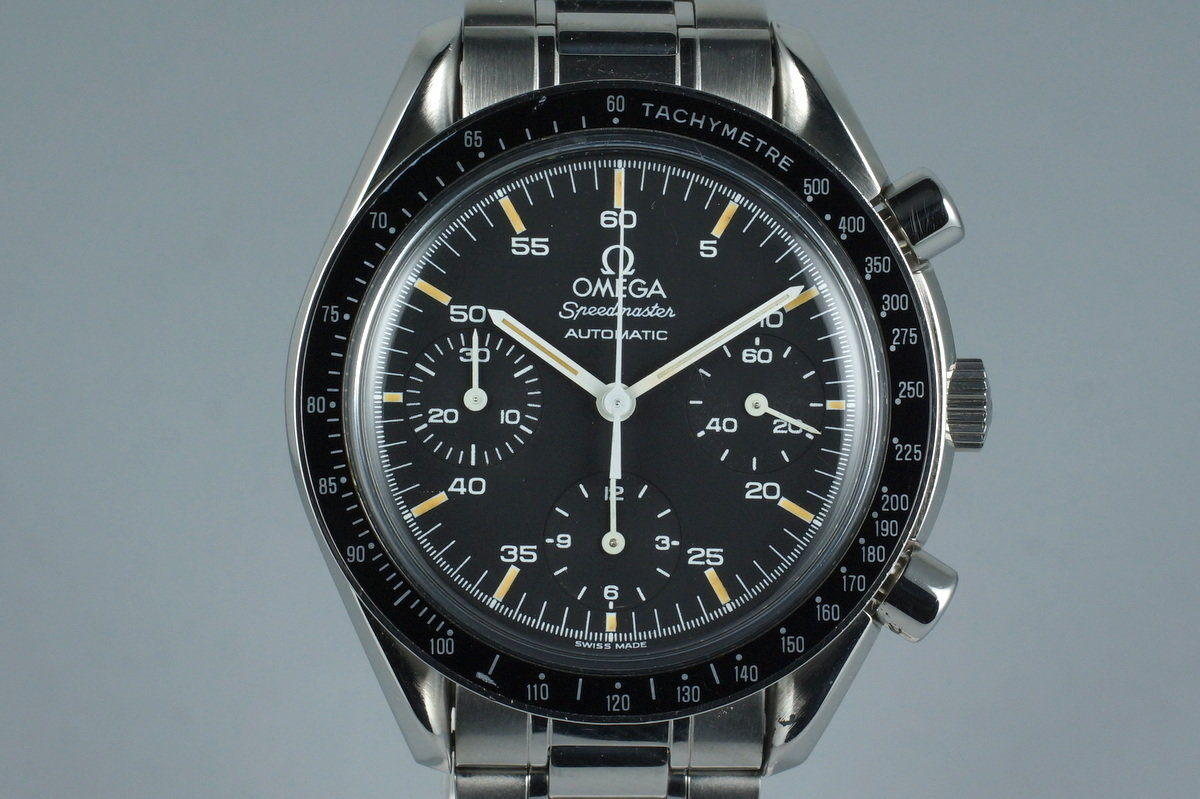 Omega Speedmaster Reduced 3510.50 photo, #0