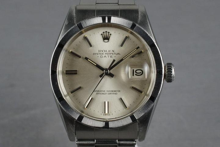 1972 Rolex Date 1501 photo