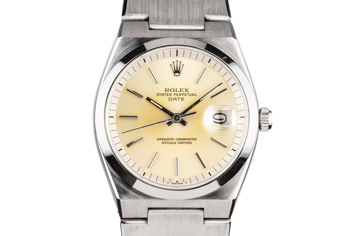 1978 Rolex Oyster Date 1530 photo, #0