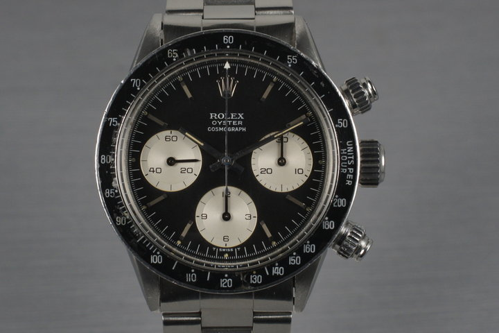 1970 Rolex Daytona 6263 with Black Dial photo