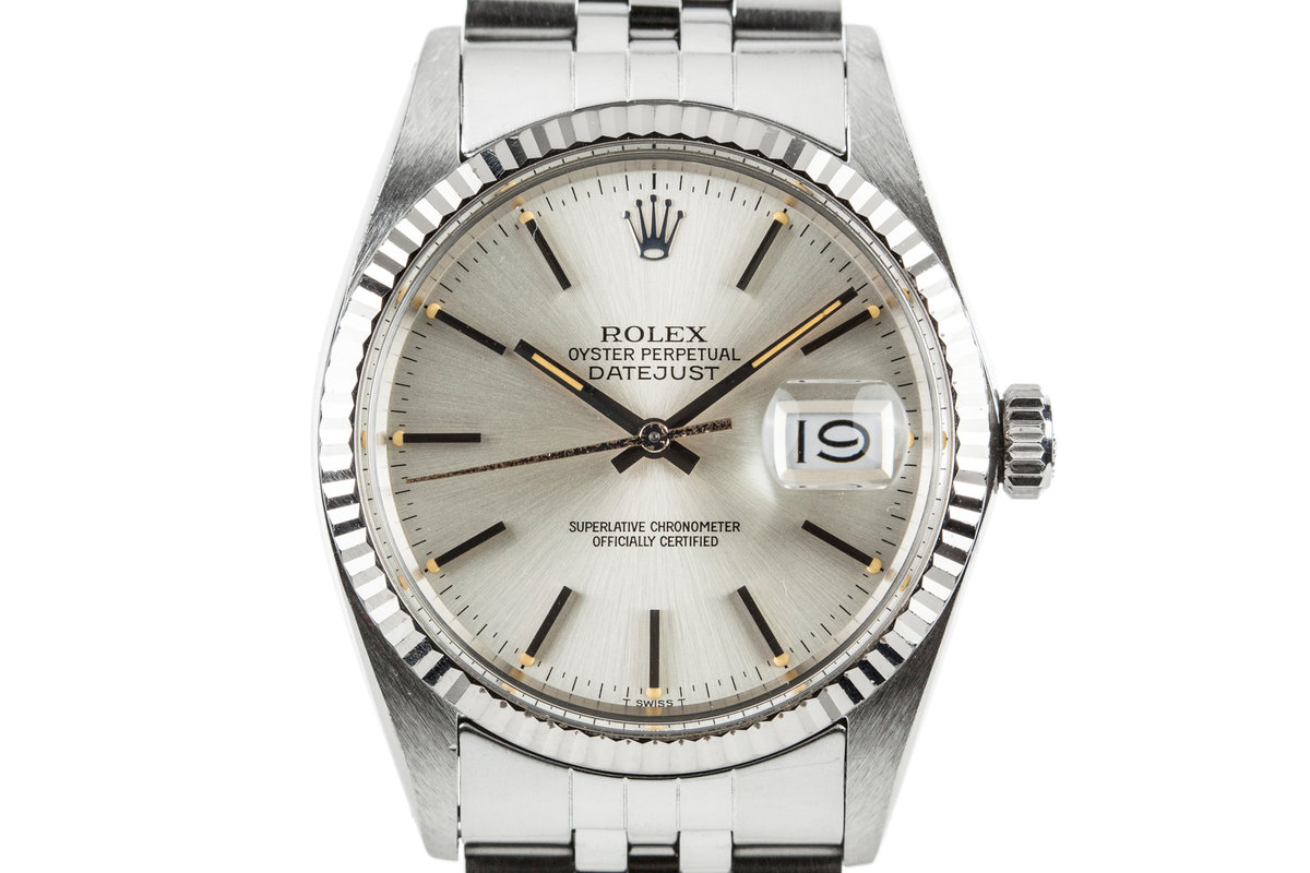 1983 Rolex DateJust 16014 photo, #0