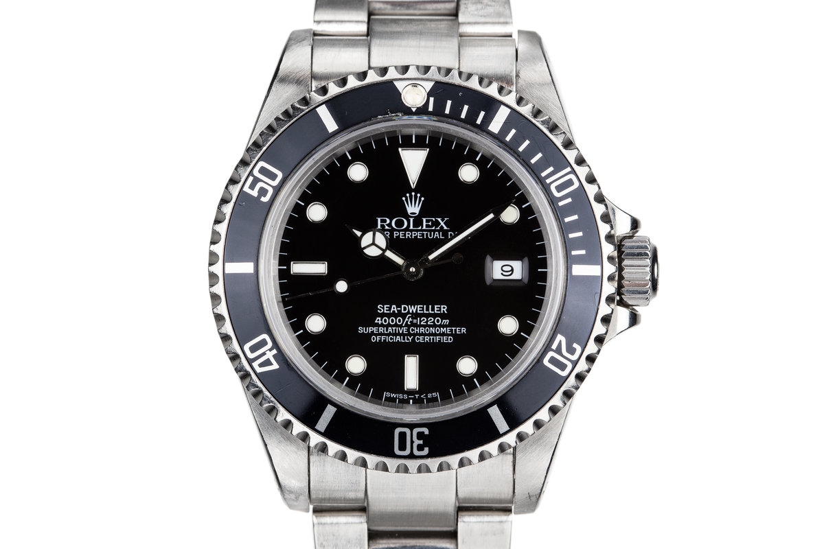 1997 Rolex Sea-Dweller 16600 photo, #0