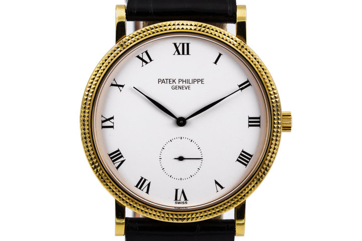Patek Philippe Calatrava 3919 photo