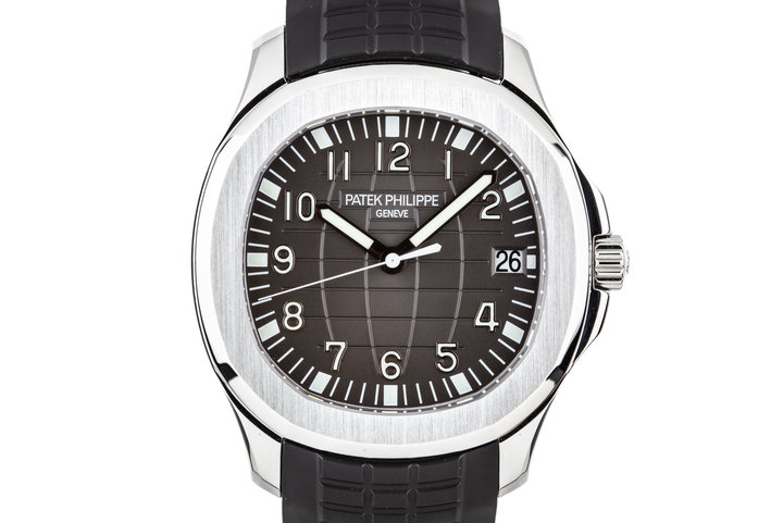 Patek Philippe Aquanaut 5167A-001 photo