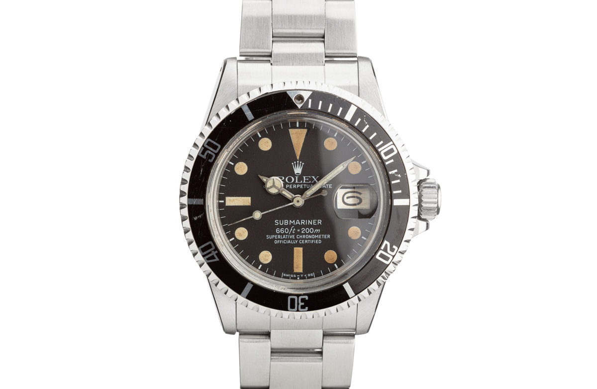 1979 Vintage Rolex Submariner 1680 photo, #0