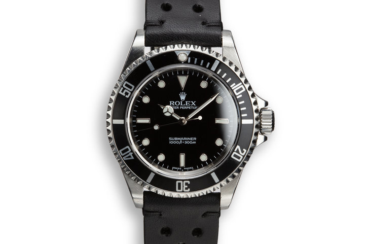 2005 Rolex Submariner 14060 photo