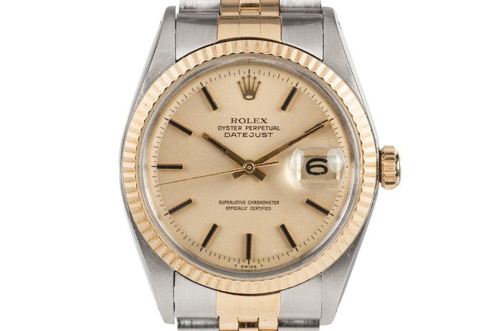 1968 Rolex Datejust 1601 photo