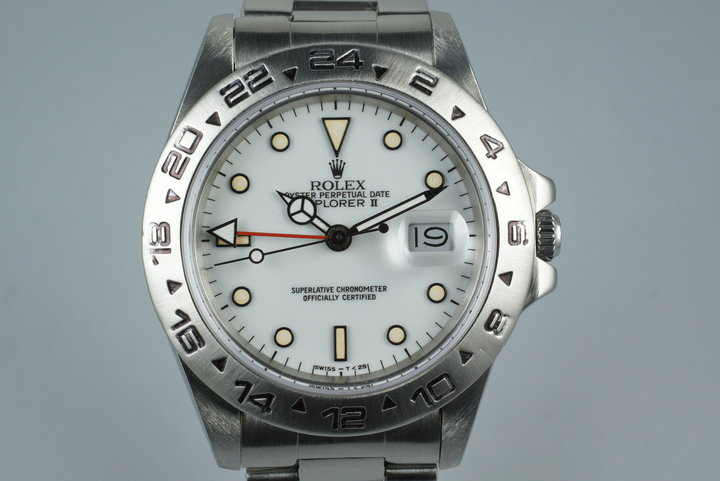 1988 Rolex Explorer II 16550 photo