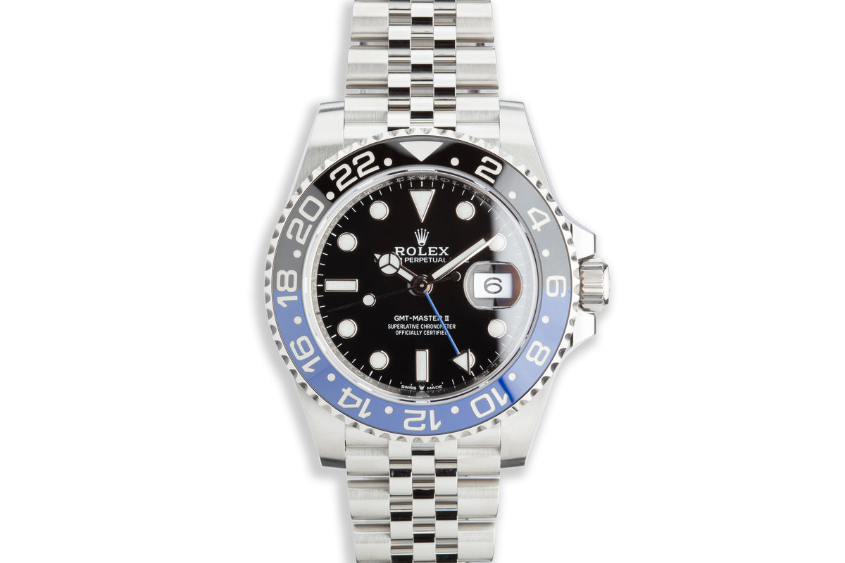 "2020 Rolex GMT-Master II 126710BLNR ""Batman"" Box and Card photo, #0"