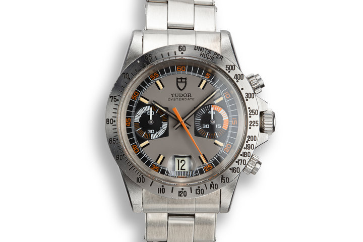 1976 Tudor Monte Carlo 7159/0 Grey Dial photo