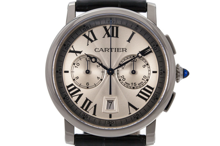 2016 Rotonde Cartier Automatic Chronograph photo