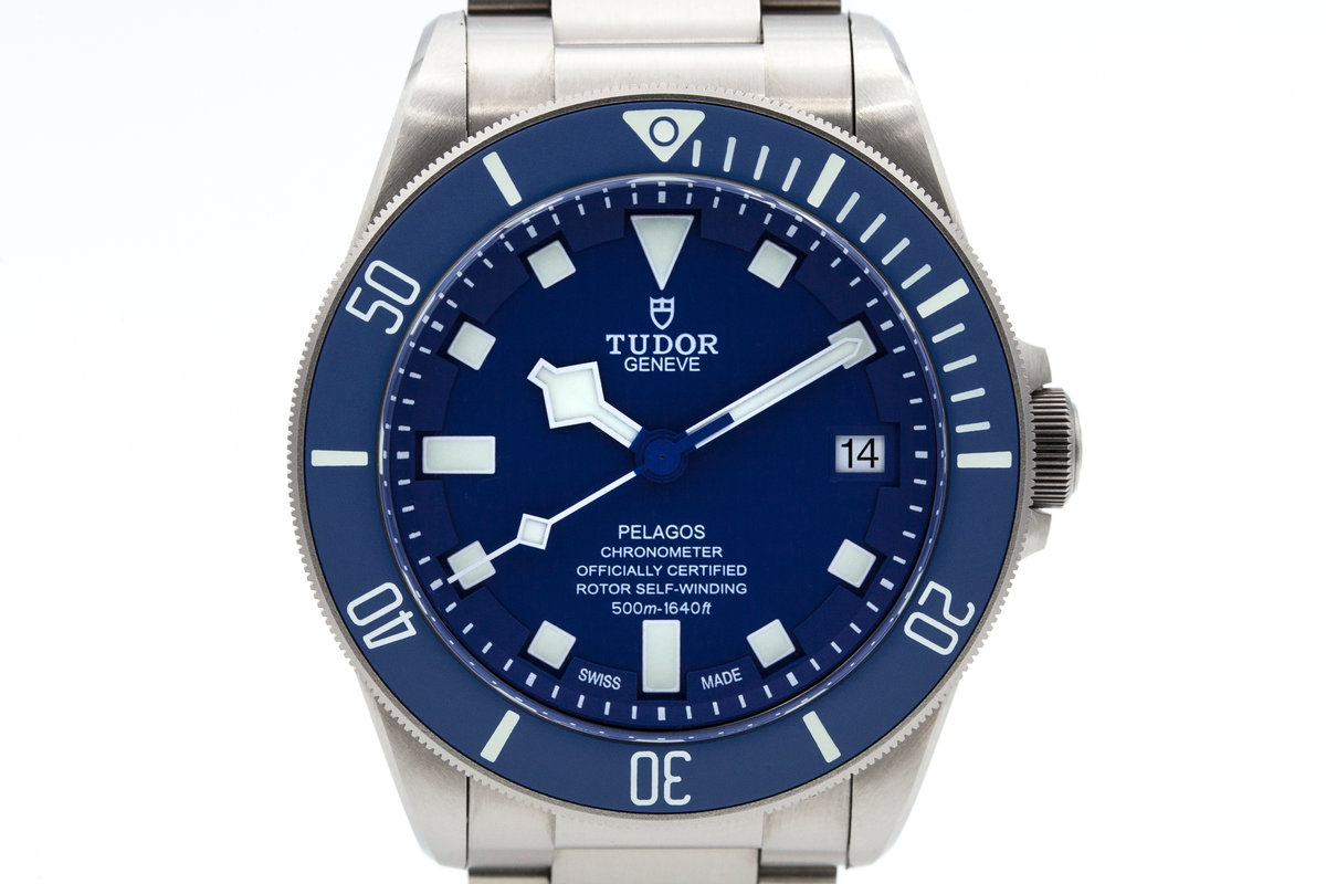 2016 Tudor Pelagos 25600 TB with Box And Papers photo, #0