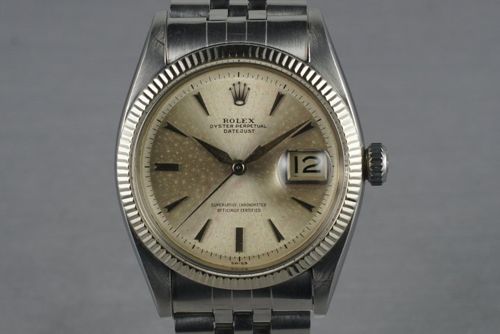 1959 Rolex DateJust 6605 photo