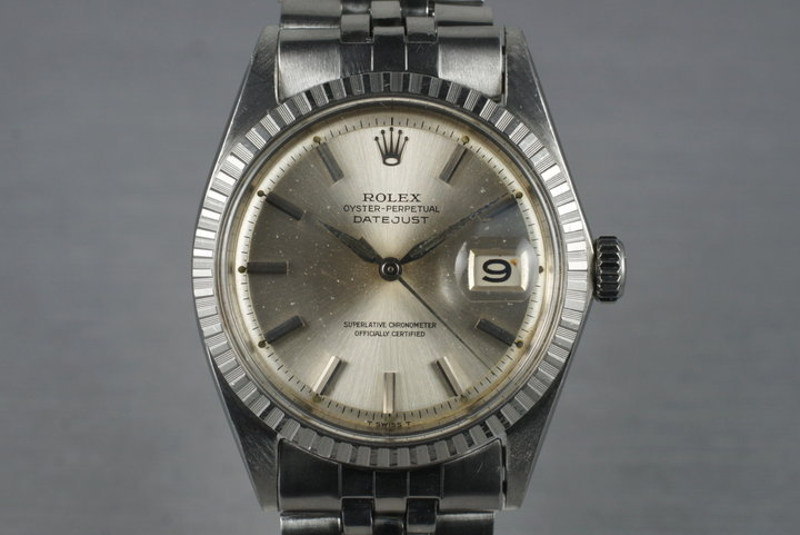 1965 Rolex DateJust 1603 with Silver Dial photo