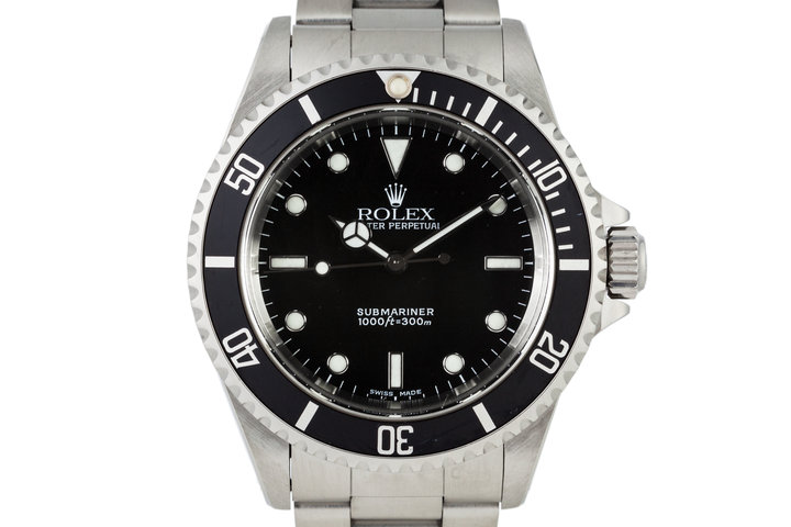 2000 Rolex Submariner 14060 photo