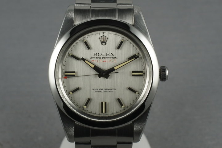1964 Rolex Milgauss 1019 photo