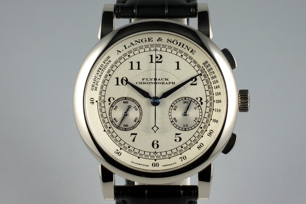 A. Lange & Sohne WG 1815 Flyback Chronograph 401.026 photo, #0
