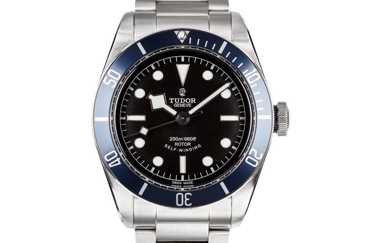 2017 Tudor Blackbay 79220 with Blue Bezel Insert with Box photo