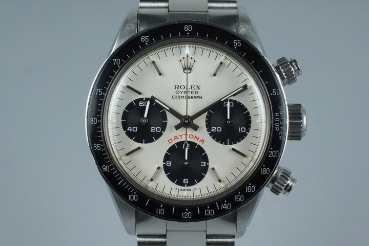 1979 Rolex Daytona 6263 Big Red Daytona Dial with Box and Papers photo