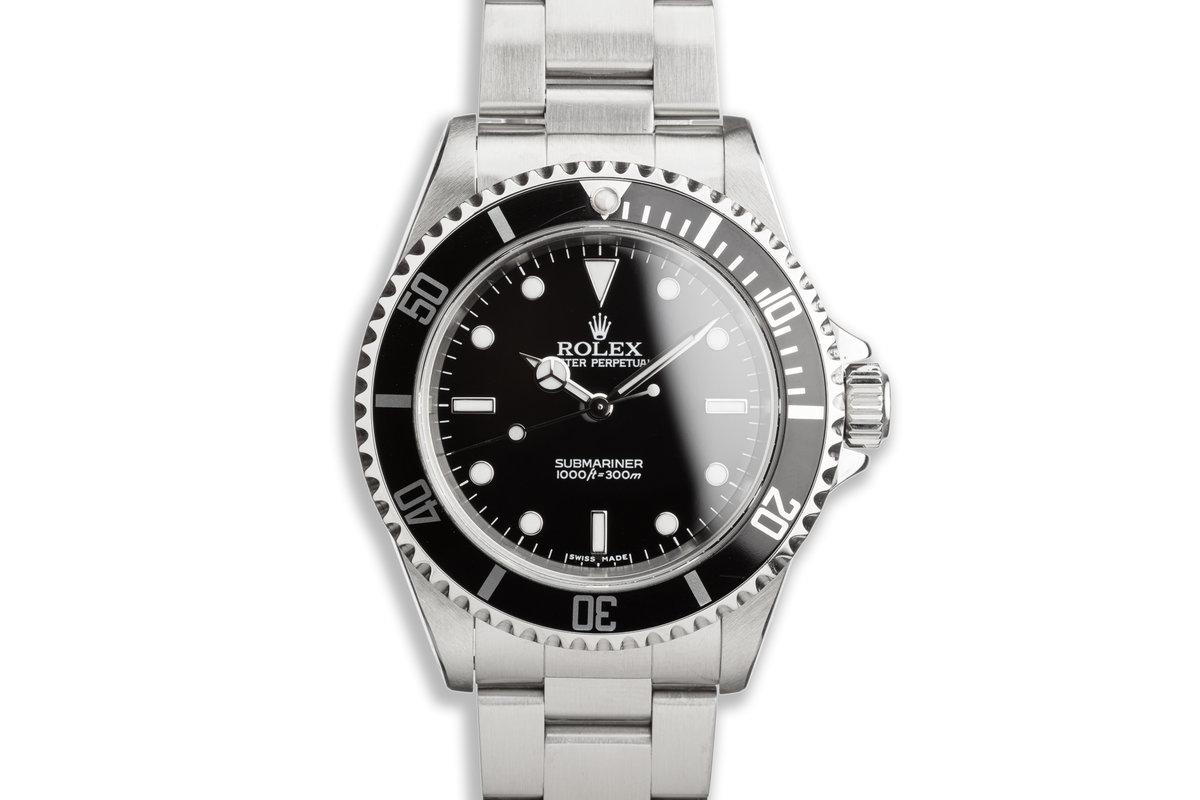 2006 Rolex Submariner 14060M photo, #0