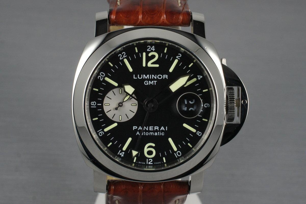 2007 Panerai PAM 88 GMT with Box photo, #0