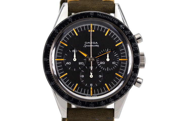 1961 Omega Speedmaster 2998-6 Pre-Moon 321 photo