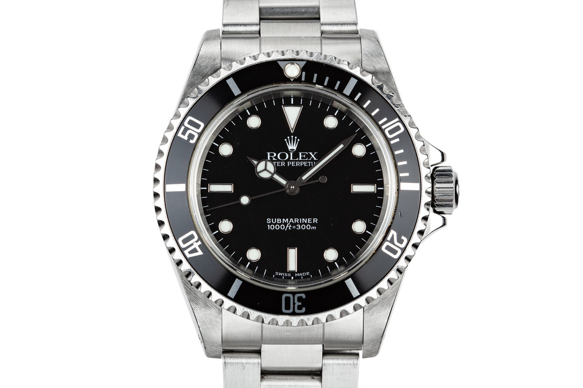 1995 Rolex Submariner 14060 photo, #0