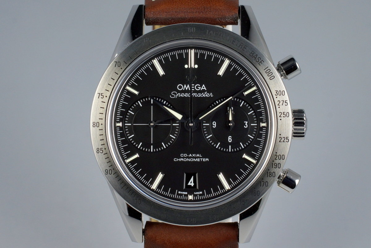 2014 Omega Speedmaster '57 331.12.42.51.01.001 with Box and Papers photo, #0