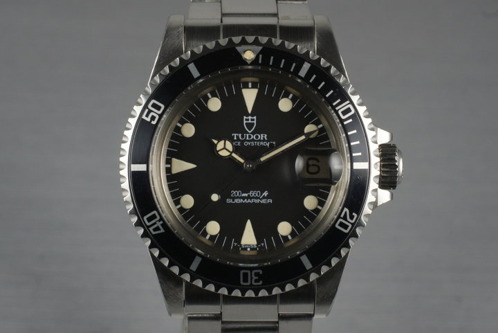 1985 Tudor Submariner 76100 photo