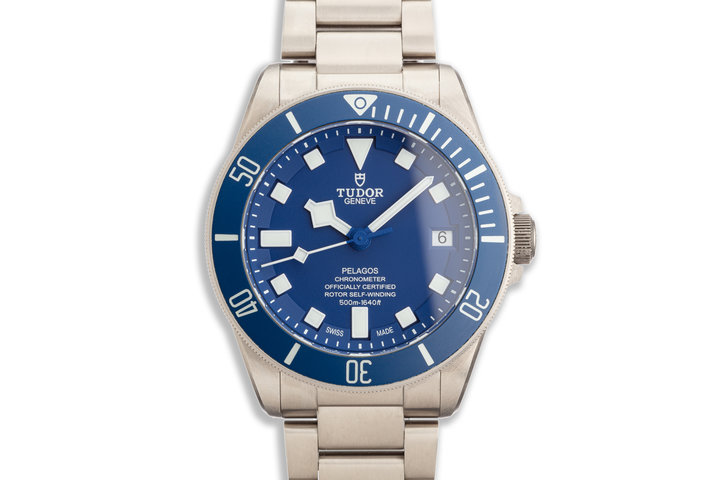 2019 Tudor Pelagos 25600TB Titanium photo