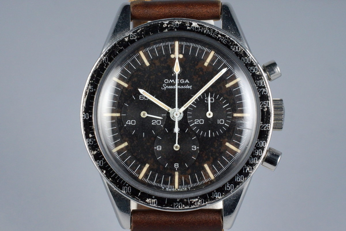 1964 Omega Speedmaster 'Ed White' 105.003 Pre-Moon 321 Tropical Dial photo, #0